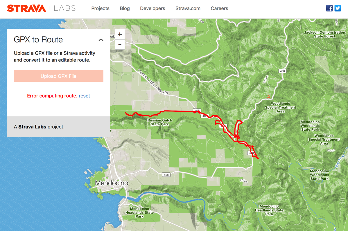 Covert GPX to Strava Route – diego org